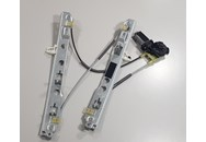 Renault Megane II Window Regulator Front Left 8201010926